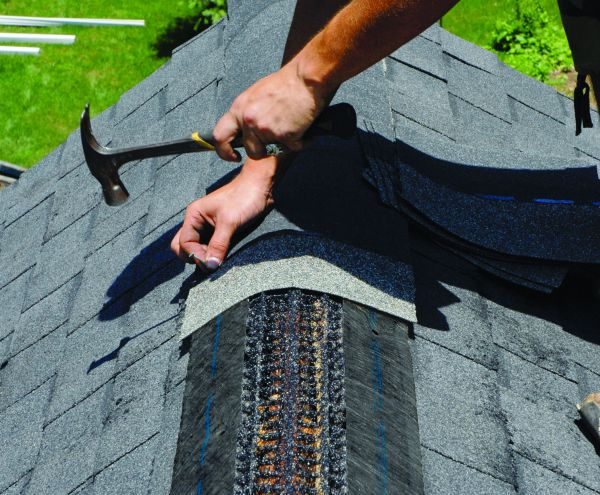 Roll Vent Ridge Vent Products From Benjamin Obdyke