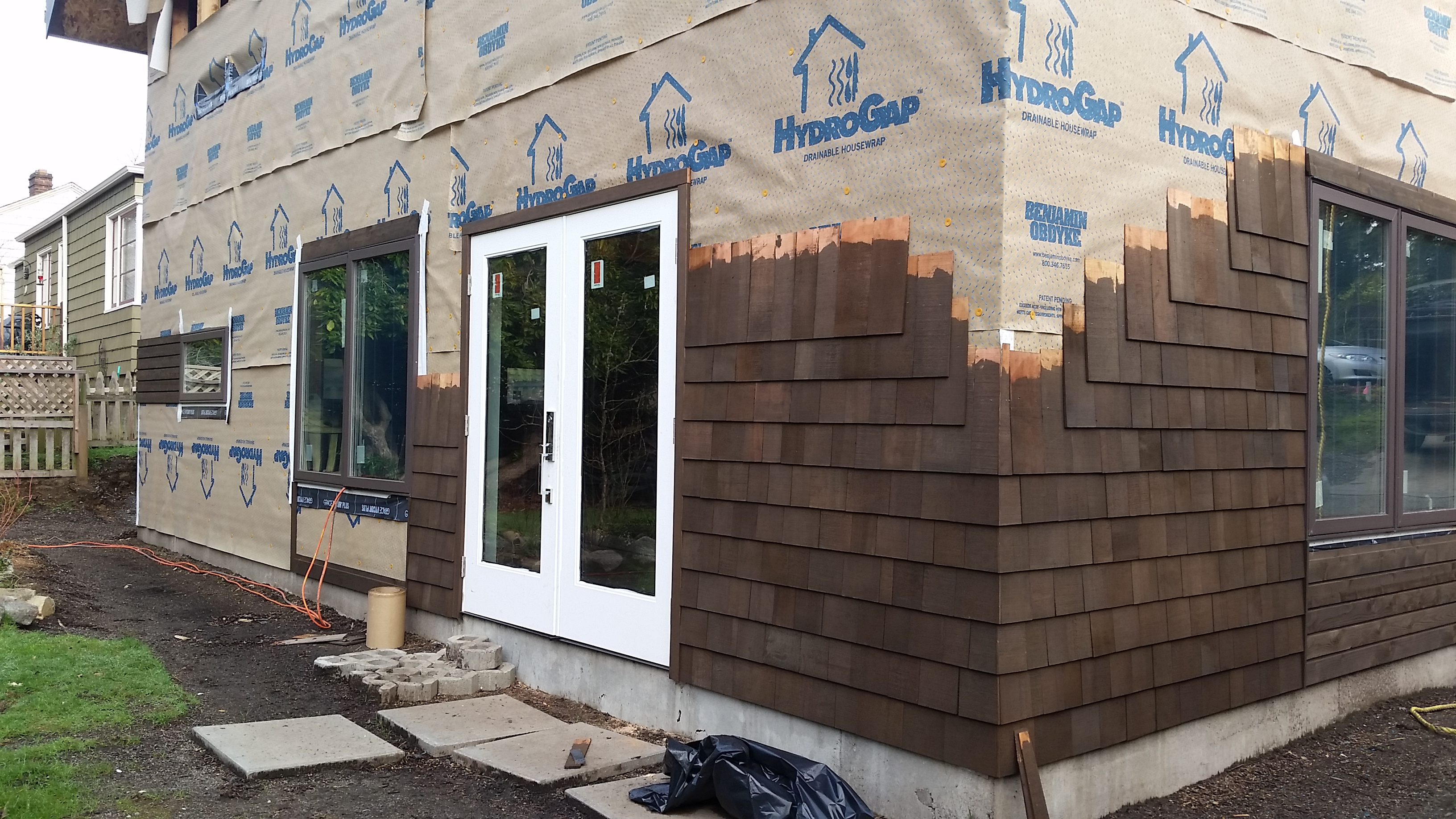 Seattle Remodeling Company Relies on HydroGap, Breaks into Homebuilding Market with NetZero House