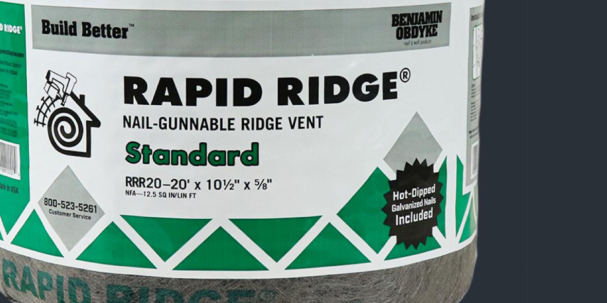 Featured Rapid Ridge Standard