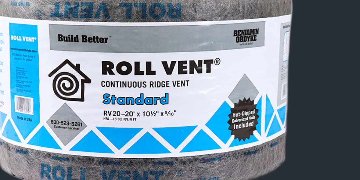 Featured Roll Vent Standard