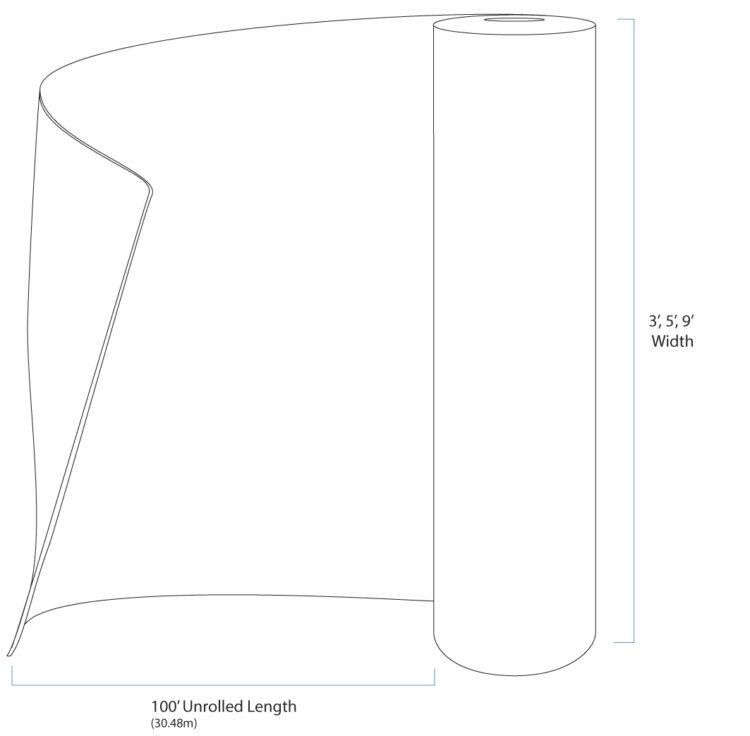 FlatWrap HP Product Drawing
