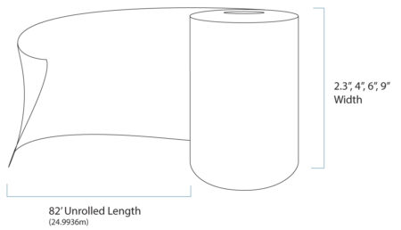 HydroFlash GP Product Drawing