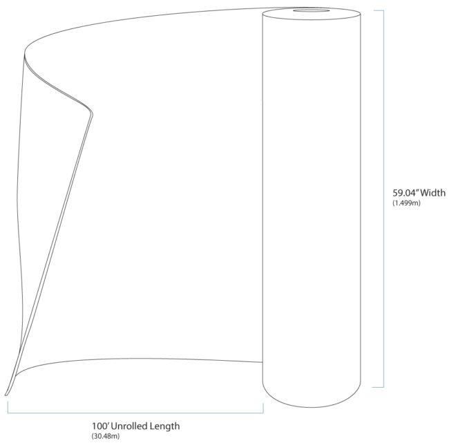 InvisiWrap UV Black Housewrap